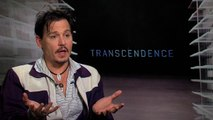 Johnny Depp Exclusive Movie Interview