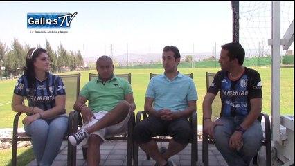 Gallos TV programa 334 con Marco Jiménez y Diego De la Torre