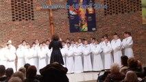 les petits chanteurs chantent pour les maisons de retraite