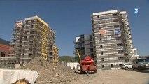 Rouen : le futur éco-quartier Lucilline