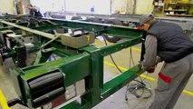Métier, peintre en carrosserie industrielle