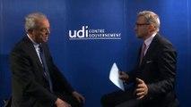 Les RV de l'UDI : Jean Arthuis sur l'actualité