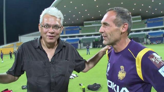 IPL IS BACK! | Inside KKR Ep 1 | Uthappa, Kumar and Mike Horn in AbuDhabi