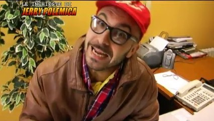 Maccio Capatonda - Jerry polemica - Bimbi export