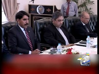 National Security Committee decides to continue talks with Taliban