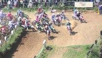Moto-cross: le circuit de Plainville connu jusqu'au Japon