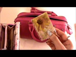 ماذا يوجد في حقيبتي what_s in my bag