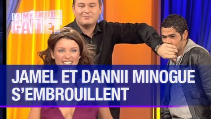 Jamel Debbouze s'embrouille avec Dannii Minogue - Le Méthode Cauet