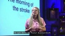 TEDx Jill Bolte Taylor My Stroke of Insight