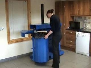 ASD Çöp Kompaktörü - Poşet