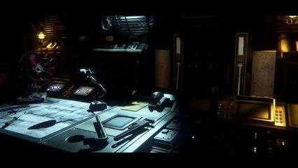 Science-Fiction Rétro de Alien Isolation