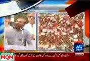 MQM Farooq Sattar speech at Protest Demonstration against extra judicial killing & abduction of MQM workers at Karachi Press Club