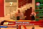 Iliana nota en MShow hablando de Mansión Imposible - 17 de Abril