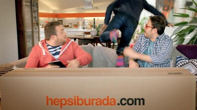 Hepsiburada.com | Ayağıma Gelsin – Emre Karayel