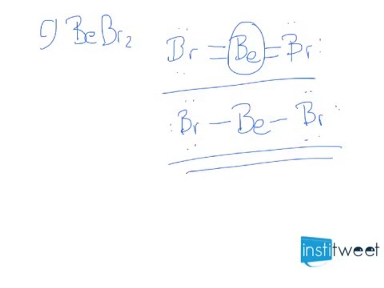 Estructuras De Lewis átomos Hipovalentes Enlace Químico