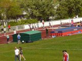 Meeting athletisme Chenôve 12-04-2014, course 1000 m benjamins garçons
