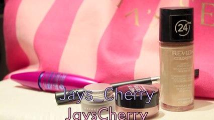 #JaysJune waterproof make-up ♥♥ مكياج ثابت لحفلات المسبح