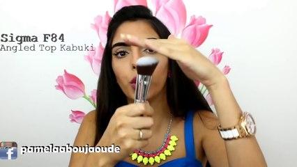 the essential Makeup Brushes,الفرشات الرئيسية للمكياج