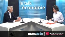 [Partie 2] Le talk économie Marsactu : Jacques Feron, directeur général de Société Marseillaise du tunnel Prado-Carénage
