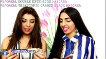 What_s in our Makeup bag _ شو في بشنطة المكياج