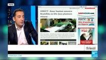 Un oeil sur les médias - Bouteflika dans un fauteuil