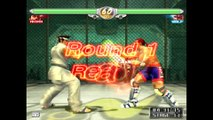 Virtua Fighter 4 - HD Remastered Showroom - PS2