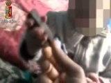 Foggia - Fa giocare il nipote con la droga e lo filma, tunisino fermato (17.04.1