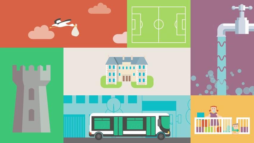 Mairie de Niort et Communauté d'Agglomération du Niortais : qui fait quoi ?