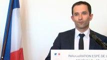 [ARCHIVE] ESPE : Benoît Hamon a inauguré l'École supérieure du professorat et de l'éducation de Lorraine