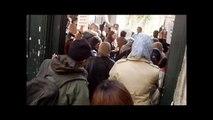 Paris 9ème: les mal-logés rendent visite à Delphine Bürkli