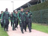 ASSE - Rennes : Jour de match