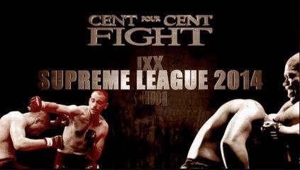 100%FIGHT 21 - SUPREME LEAGUE ROUND 2 : Trailer