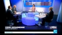 LA SEMAINE DE L'ECO - 1ère partie - Crise ukrainienne : vers une nouvelle guerre du gaz ?