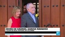 Mort de Gabriel Garcia Marquez : présidents, écrivains et célébrités rendent hommage au Nobel colombien