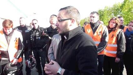 Roost : Le club des Amis motards rend hommage à deux des siens décédés