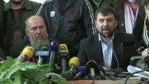 Ukraine: les séparatistes exigent le départ du pouvoir à Kiev