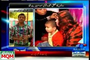 Two Dead Bodies of MQM's arrested workers recovered, Grief-stricken families mourns as bodies identified