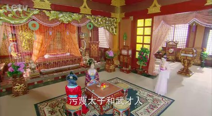 隋唐英雄4 第59集 Heros in Sui Tang Dynasties 4 Ep59