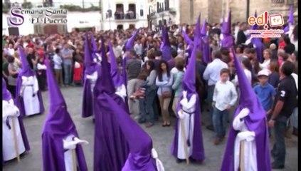SEMANA SANTA EL PUERTRO 2014 HUMILDAD
