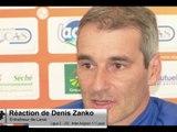 (L2-J33) Arles Avignon - Laval, réaction de D. Zanko