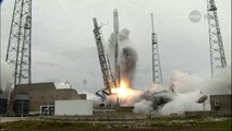 [SpaceX] Launch of SpaceX's Dragon CRS-3 Spacecraft on Falcon 9v1.1 Rocket