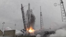 [SpaceX] Launch Replays of SpaceX's Dragon CRS-3 Spacecraft on Falcon 9v1.1 Rocket