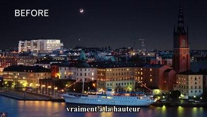 Economiser de l'électricité en faisant briller la Lune ?