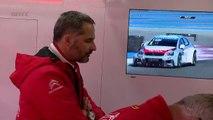 FIA WTCC - Yvan Muller crashed in FP1