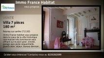 Vente de prestige - maison/villa - fresnay sur sarthe (72130)  - 180m²