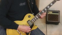 Allman Brothers Band - Jessica guitar solo lesson - half-speed with tab