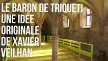 Xavier Veilhan à l'abbaye de Cluny - teaser