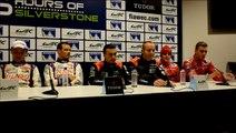 Qualifying Press Conference - LMP