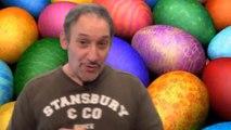 Mon œuf de Pâques (Sont mignons ces enfants !!!)