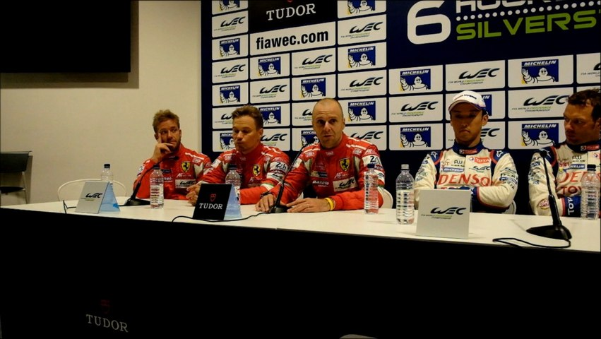 Qualifying Press Conference - LMGTE